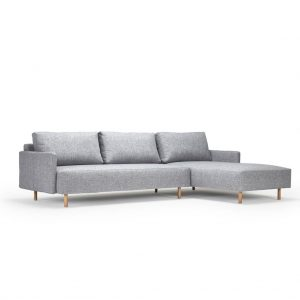 Askorn K 600 sofa – 2 pers m/chaiselong