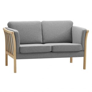 Denver 2 pers. sofa uld