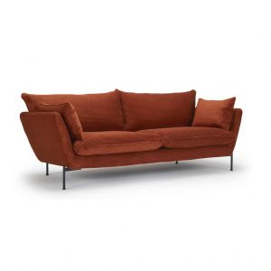 Hasle LUX 3 pers. sofa – stof