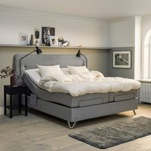 Jensen Diplomat Dream elevationssenge – 160/180×200 cm