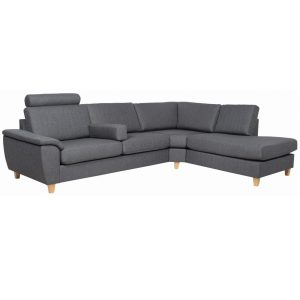 Move m/open-end modulsofa – stof