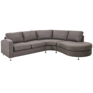 Move m/rund open-end modulsofa – stof