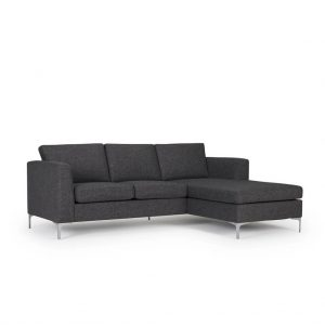 Shea K 364 2 pers. chaiselong sofa – stof
