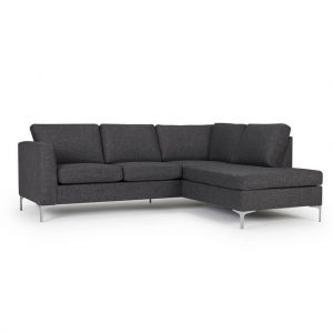 Shea K 364 2 pers. open-end sofa – stof