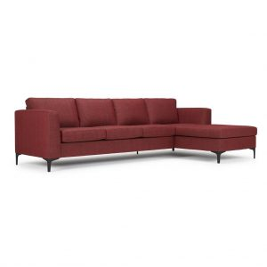 Shea K 364 3 pers. chaiselong sofa – stof