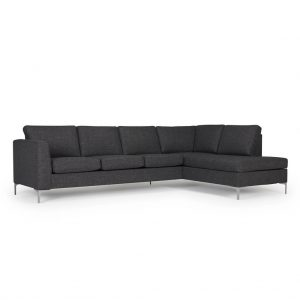 Shea K 364 3 pers. open-end sofa – stof