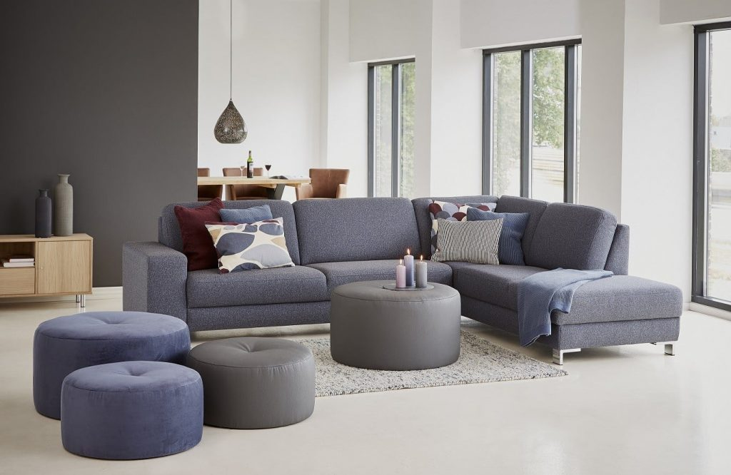 Novo B - modulsofa m. open-end